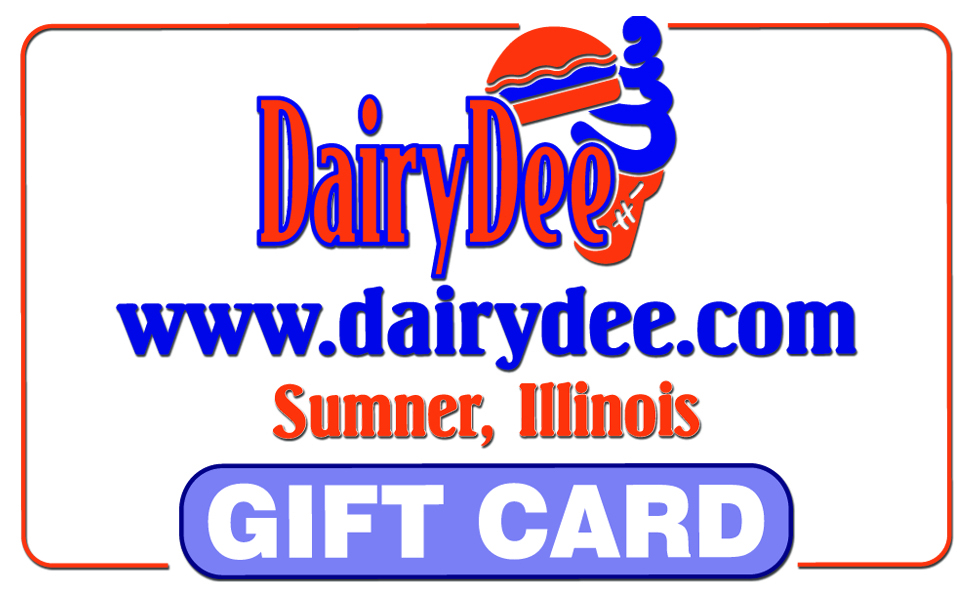 Check Your Dairy Dee Gift Card Balance